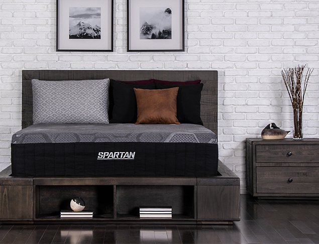 Shop The Spartan Mattress Extreme Recovery For Extreme Athletes